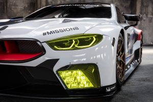 The New BMW M8 GTE