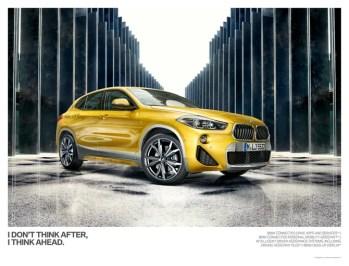BMW X2 Brochure (2018)