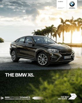 "BMW X6 Brochure (UK-2017)<span class=""wtr-time-wrap after-title""><span class=""wtr-time-number"">1</span> min read</span>"