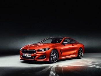The BMW 8 Series Coupe Carbon Package