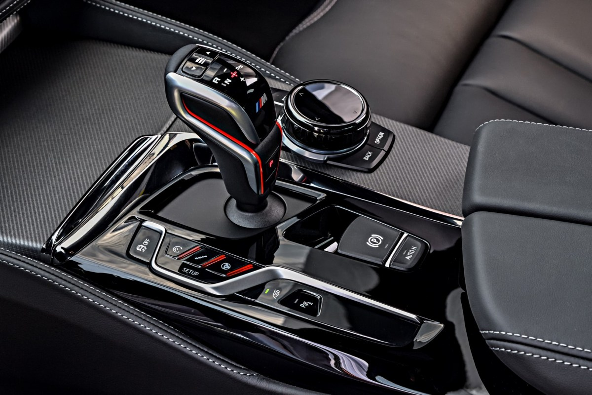 The new BMW M5 Competition 12