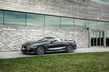 BMW 8 Series Convertible Gallery