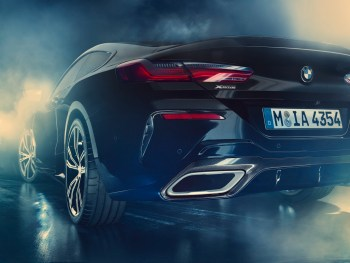 Dive into the BMW Individual Night Sky