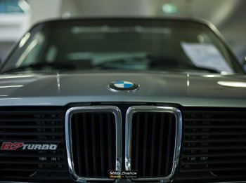"""Featuring the BMW e28 Alpina B7 Turbo<span class=""""wtr-time-wrap after-title""""><span class=""""wtr-time-number"""">1</span> min read</span>"""