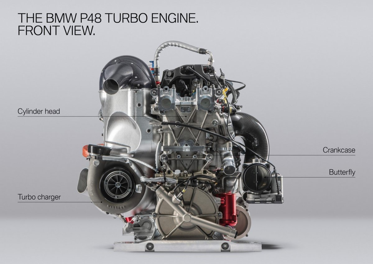 BMW P48 Engine - Turbo Pioneers - 006