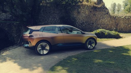 BMW at Auto Shanghai 2019 - Vision iNext - 008