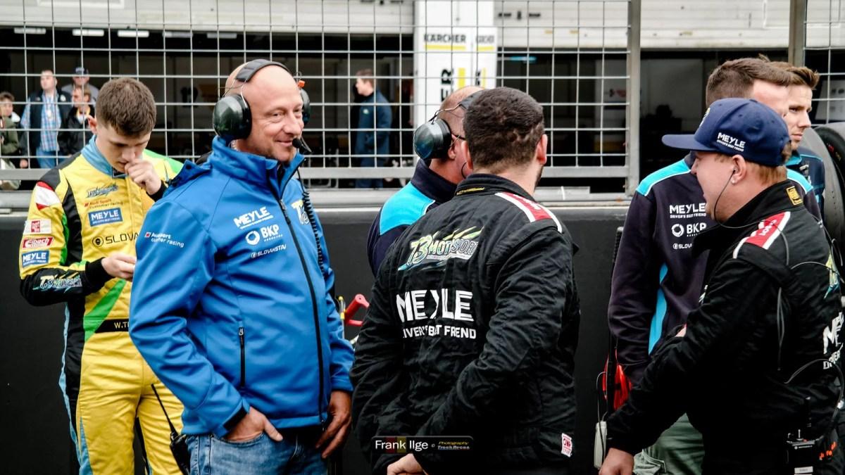 GT Masters Nürburgring T3 Motorsport 2019