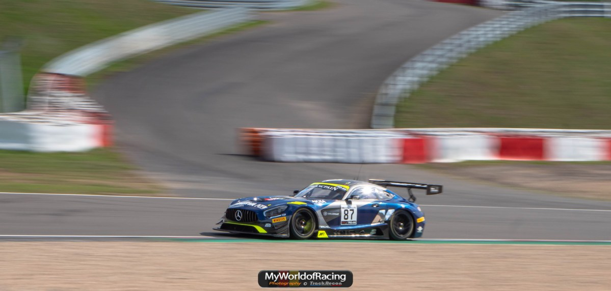 MyWorldOfRacing Blancpain GT World Challenge Europe 2019