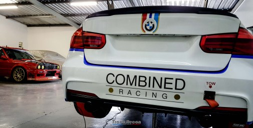 TrackRecon Zwartkopz 2019 Combined Racing e30 M3