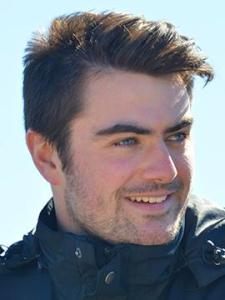 Jack Harvey will drive the Racing Steps Foundation/Curb Records sponsored No. 42 for SPM with Curb-Agajanian (Photo Courtesy of Andersen Promotions)