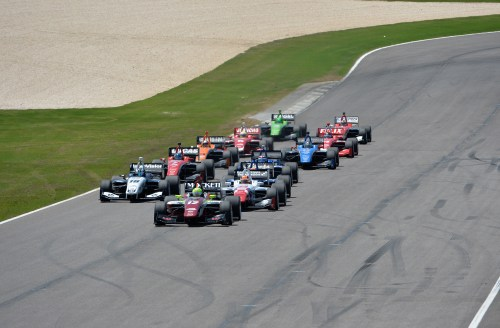The same 12 Indy Lights presented by Cooper Tire entries that took the green flag at Barber Motorsports Park will be competing at the Indianapolis Motor Speedway.  (Photo courtesy of Indianapolis Motor Speedway, LLC Photography)