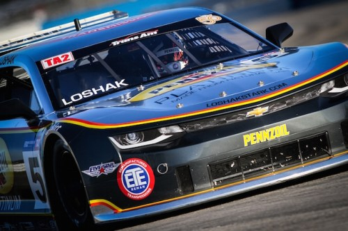 The Chevrolets, Fords and Dodges will take to the streets of the Motor City for the Chevrolet Belle Isle Grand Prix (photo courtesy of Trans-Am)