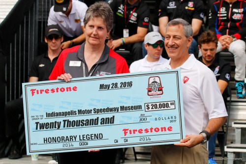 Firestone Legend Award