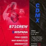 871 Crew en CDMX (May. 2018)