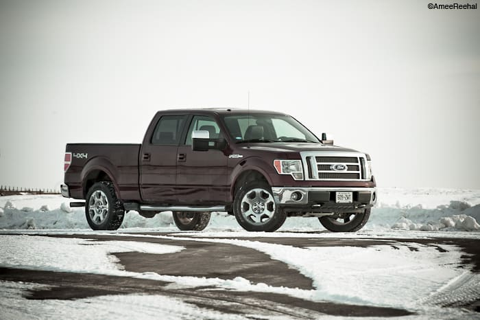 2009 Ford F150 SuperCrew 5.4L V8 Review
