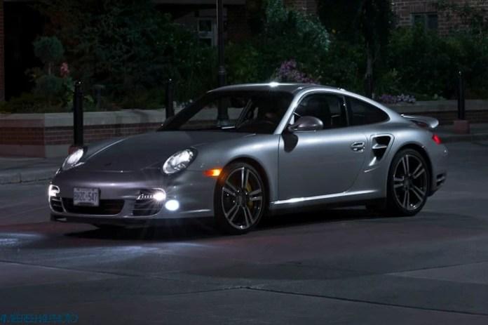 2010 Porsche 911 Turbo Review