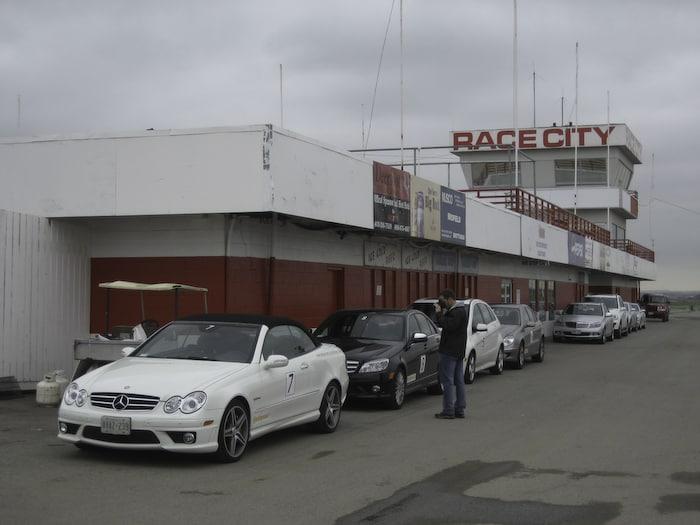 Mercedes-Benz Driving Academy Calgary
