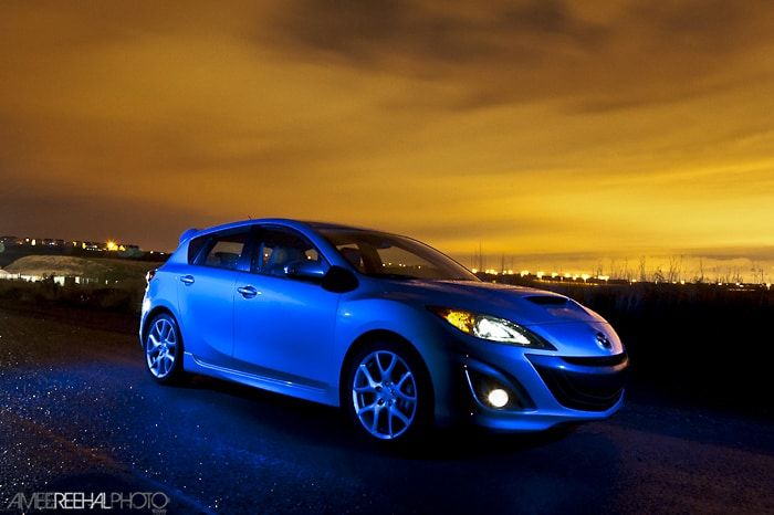 2010 MazdaSpeed 3 review