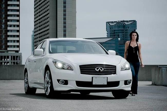2011 Infiniti M56 Sport Review