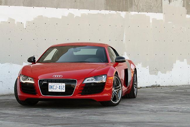 2011 Audi R8 4.2 V8 review