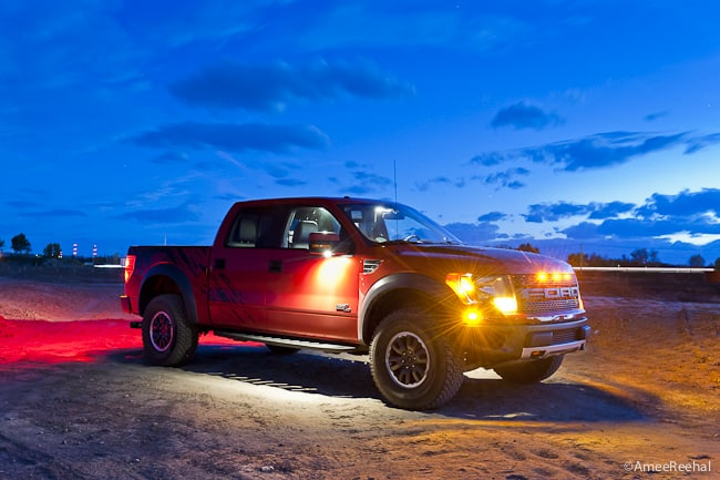 2011 Ford F-150 SVT Raptor SuperCrew Review