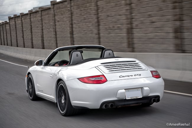 2011 Porsche 911 Carrera GTS Cabriolet Review