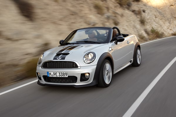 all-new MINI Roadster