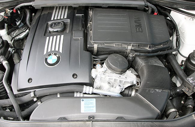 2011 BMW 335is Coupé Review engine