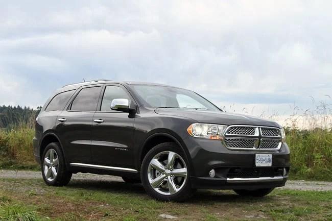 2011 Dodge Durango Citadel Review