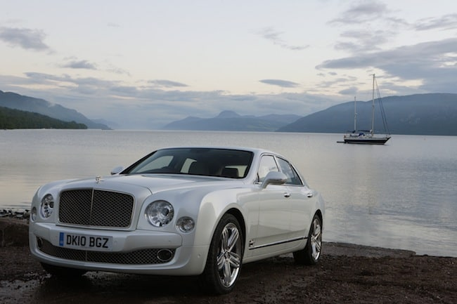 2011 Bentley Mulsanne Review