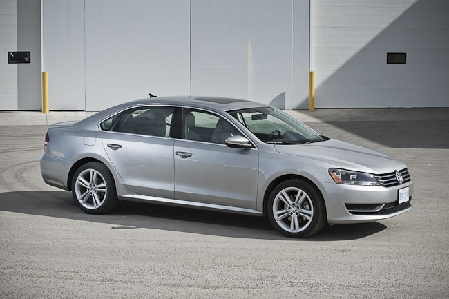 2012 VW Passat Review