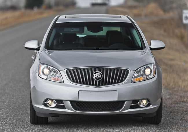 2012 Buick Verano Review