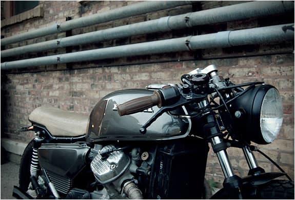 1978 HONDA CX500