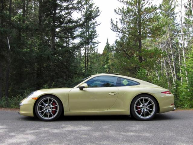 2012 Porsche 911 Carrera S Review