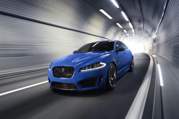 2014 Jaguar XFR-S Sedan