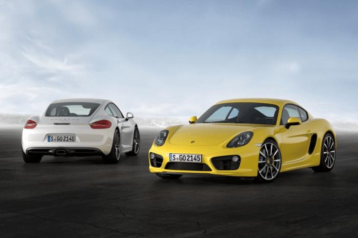 2014 Porsche Cayman