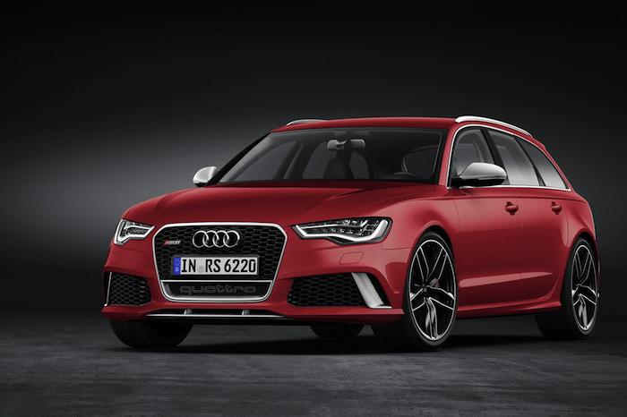 2013 Audi RS 6 Avant