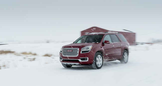 2013 GMC Acadia Denali Review