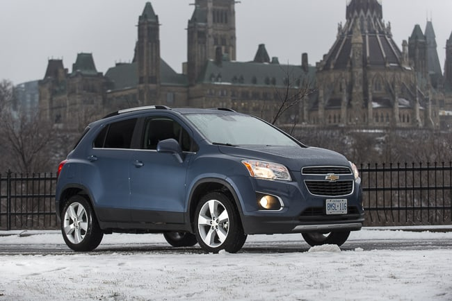 2013 Chevy Trax