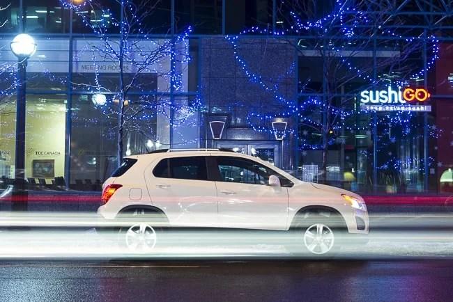 2014 Chevy Trax