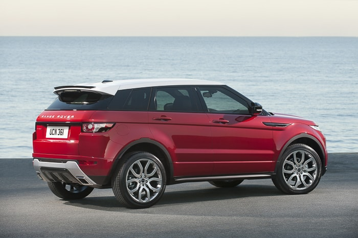 2013 Range Rover Evoque Review