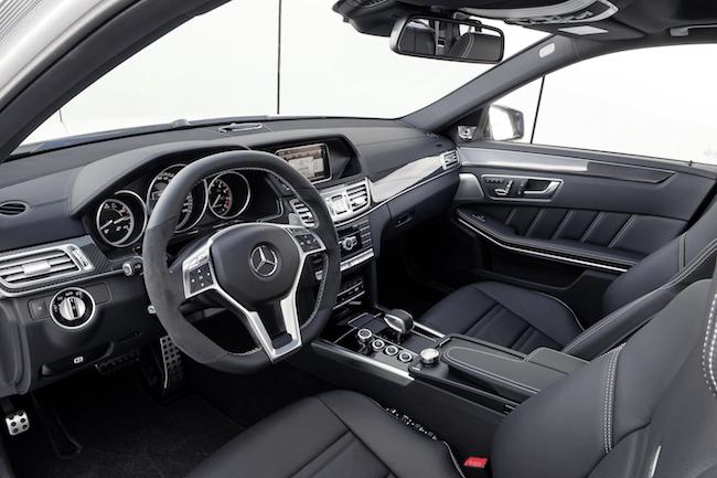 2013 Mercedes-Benz E 63 AMG