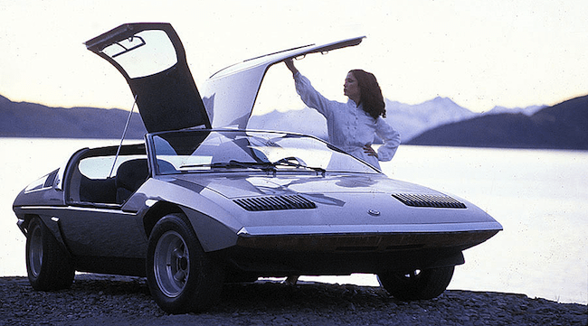 1971 Mаtrа Lаѕеr Concept