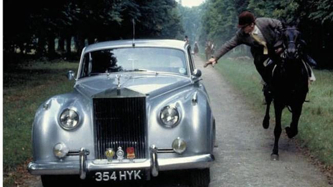 best bond cars Rolls-Royce Silver Cloud II