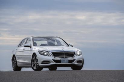 2014 Mercedes-Benz S-Class Review-front