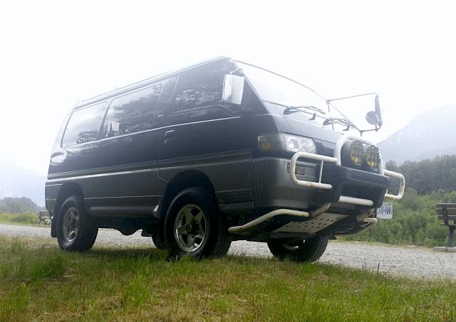 2014 Mitsubishi Outlander review delica