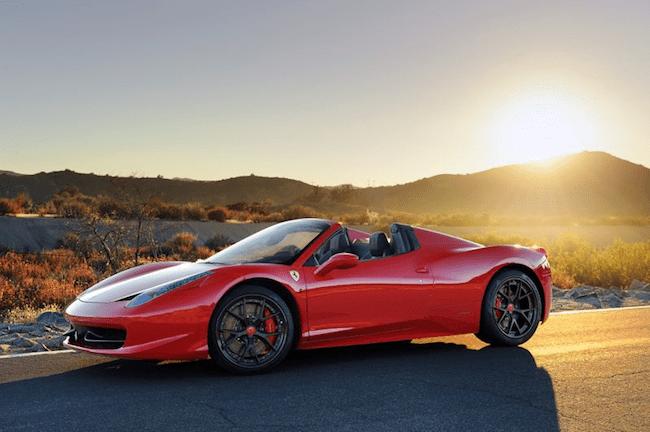 Hennessey-twin-turbo-Ferrari-458-profile