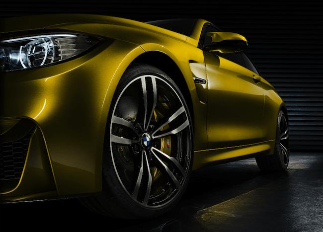 2015 BMW M4 COUPE CONCEPT wheel