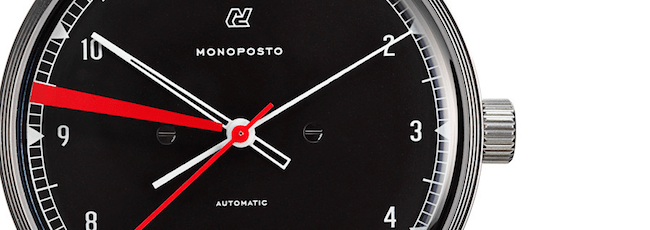 Autodromo's 'Grand Prix' Monoposto Watch