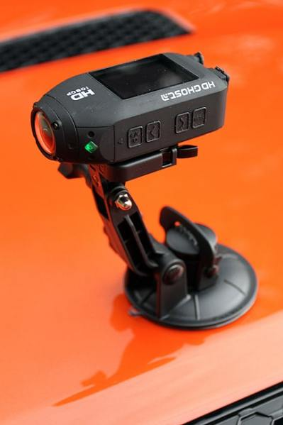 Drift HD Ghost action camera review